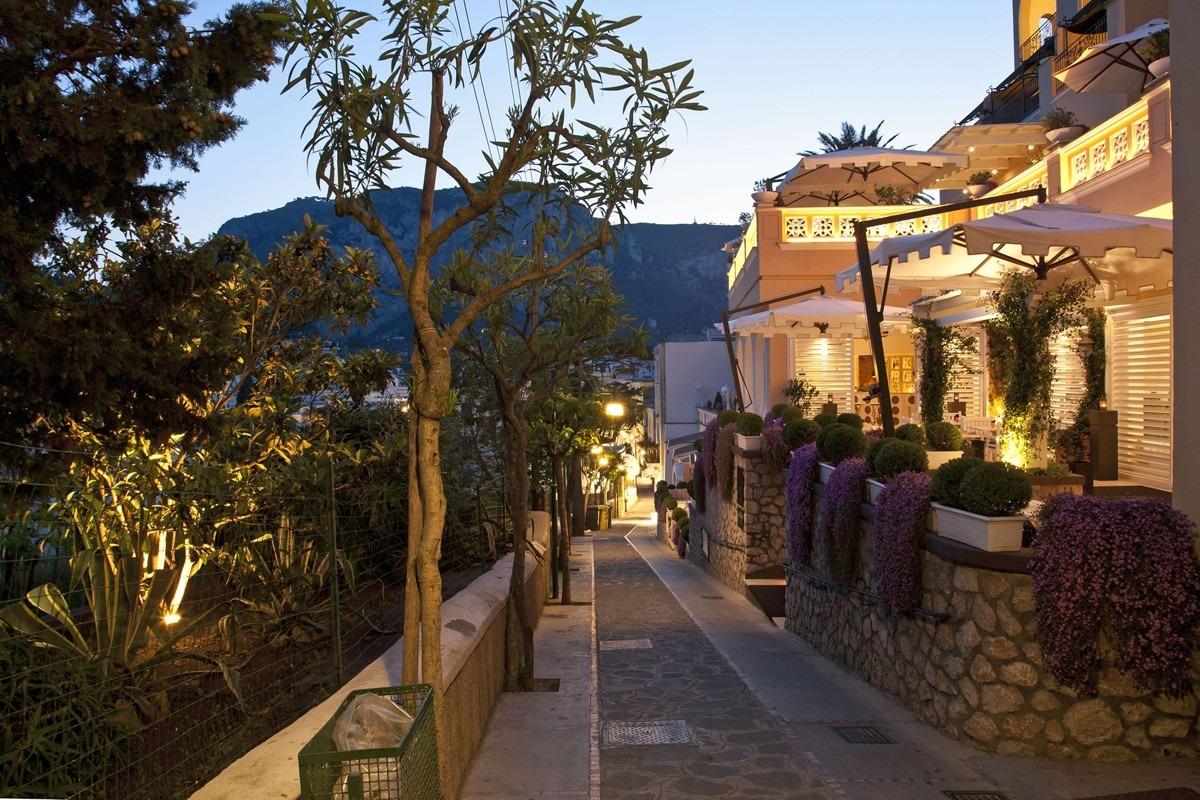 Capri Inn Bed And Breakfast Capri